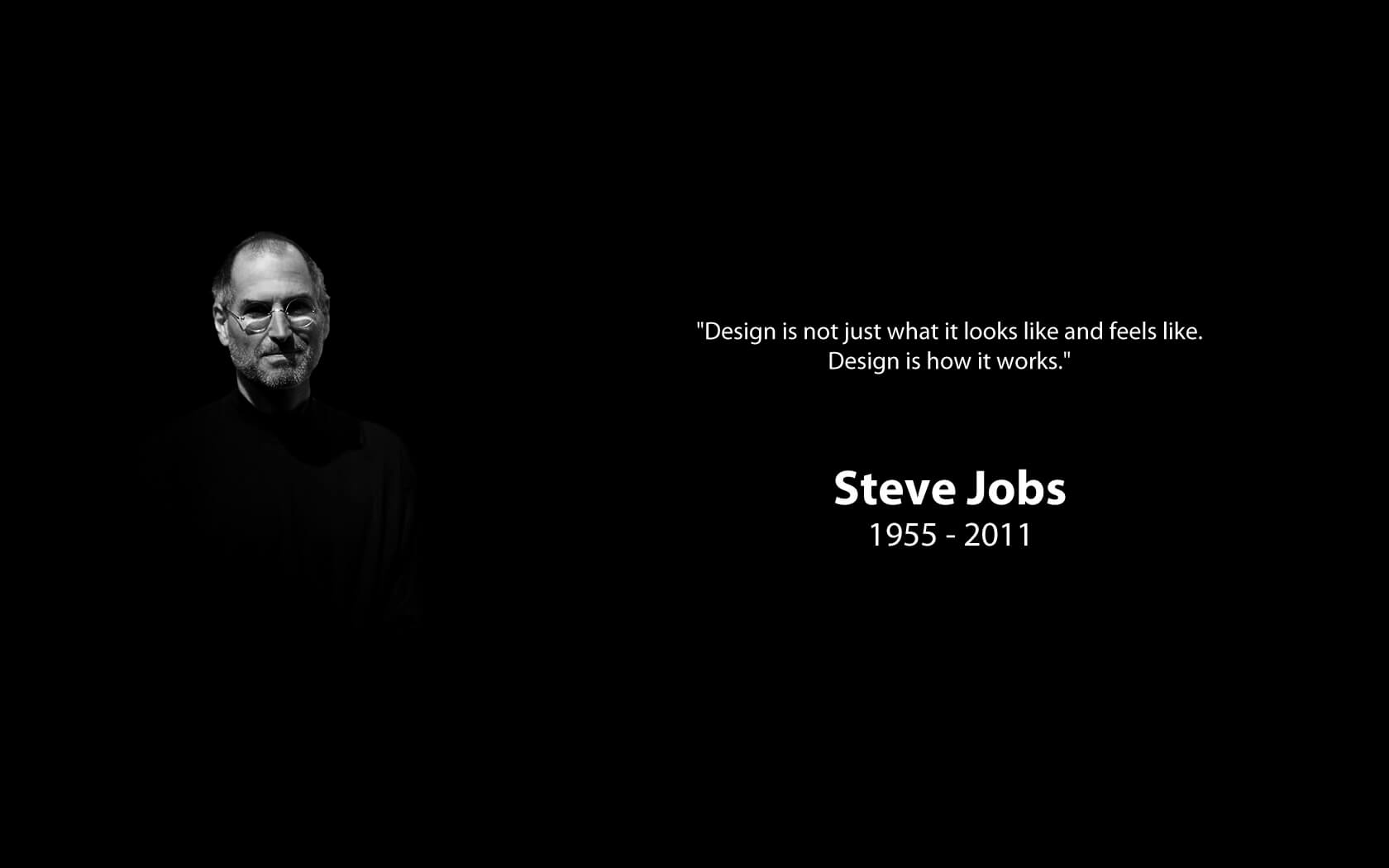 Steve Jobs Design How It Works