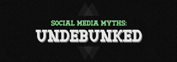 Bright Oak Article: Social Media Myths Debunked... Undebunked