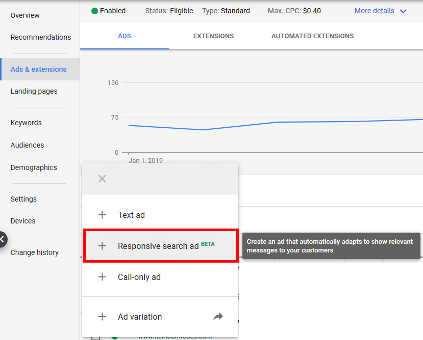 Create Responsive Search Ads In Google Ads